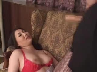 【浅倉彩音】巨乳熟女ふたりが濃厚に絡みあうSMプレイ混じりのレズ調教セックス!